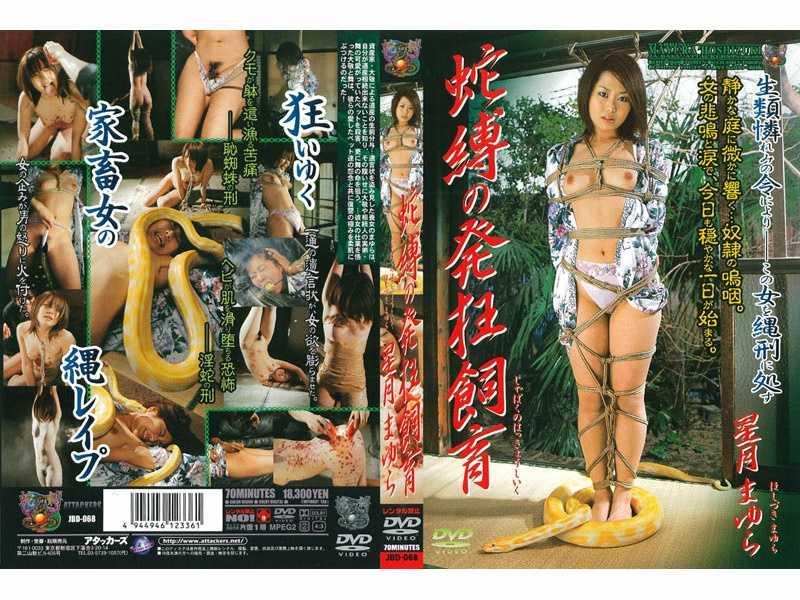 JBD-068 Star From The Cocoon Rearing Mon Demented Snake Tied –  Hebi Baku