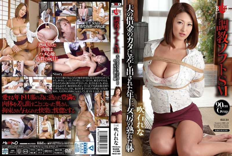 HBAD-304 Torture Of Older Wife That Was Proffered To Soft SM Kata Debt Husband Ripe Body Lena Fukiishi –  Babe