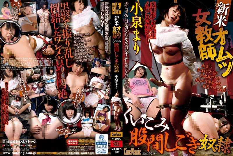 CMV-084 Novice Diaper Woman Teacher Bite Crotch Ironing Slave Mari Koizumi –  Vixen