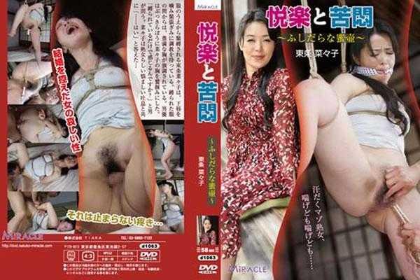 Sm-miracle-e0463 pleasure and anguish – slut Mitsutsubo ~ Nanako Tojo Nanako Tojo