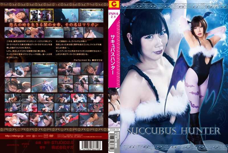 STAK-19 サキュバスハンター 戦隊・アニメ・ゲーム Costume 2014/05/23 mkv