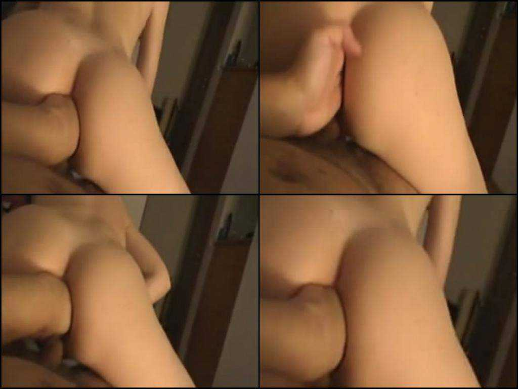 First ass fisting homemade video sexy girl