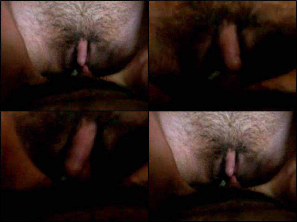 Amateur colossal size clitoris lesbian ribbing