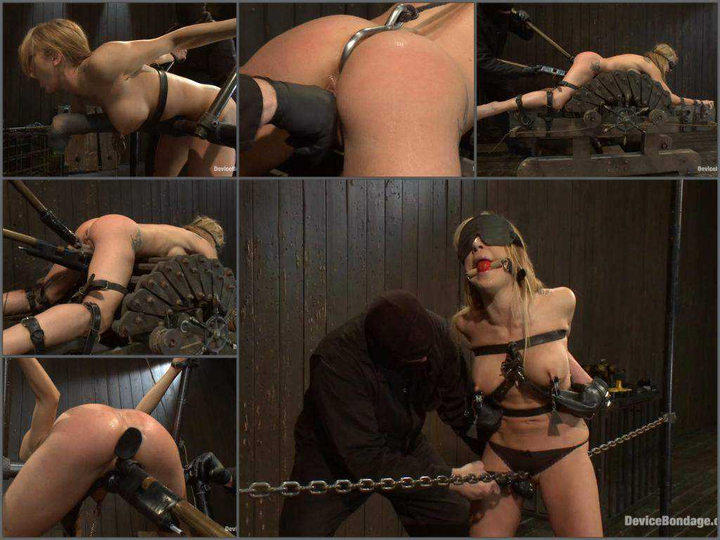 Amy Brooke device domination and her squirt and prolapse loose