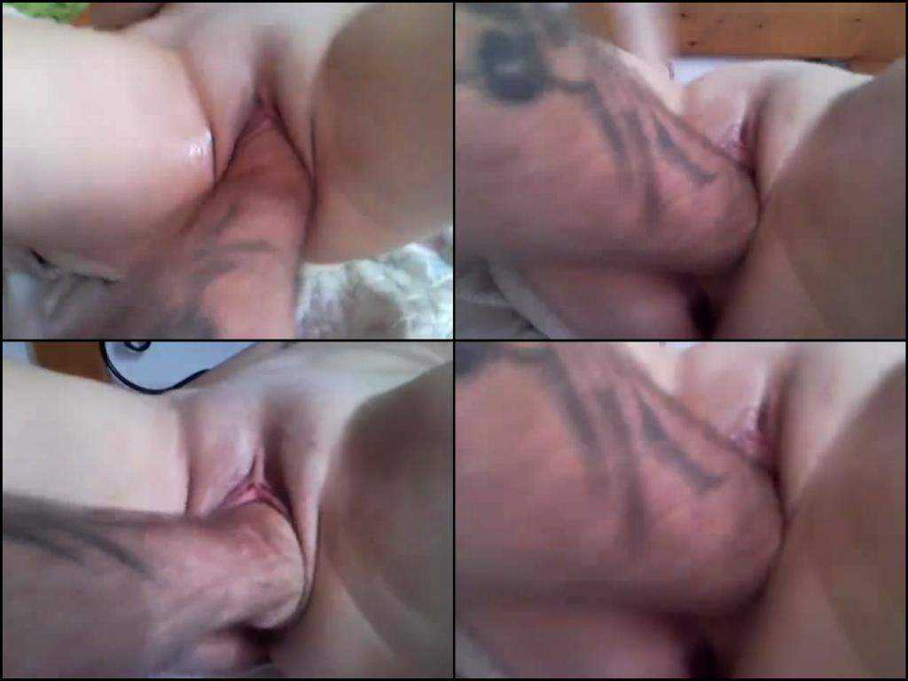 Extraordinary amateur Pussy Fisting