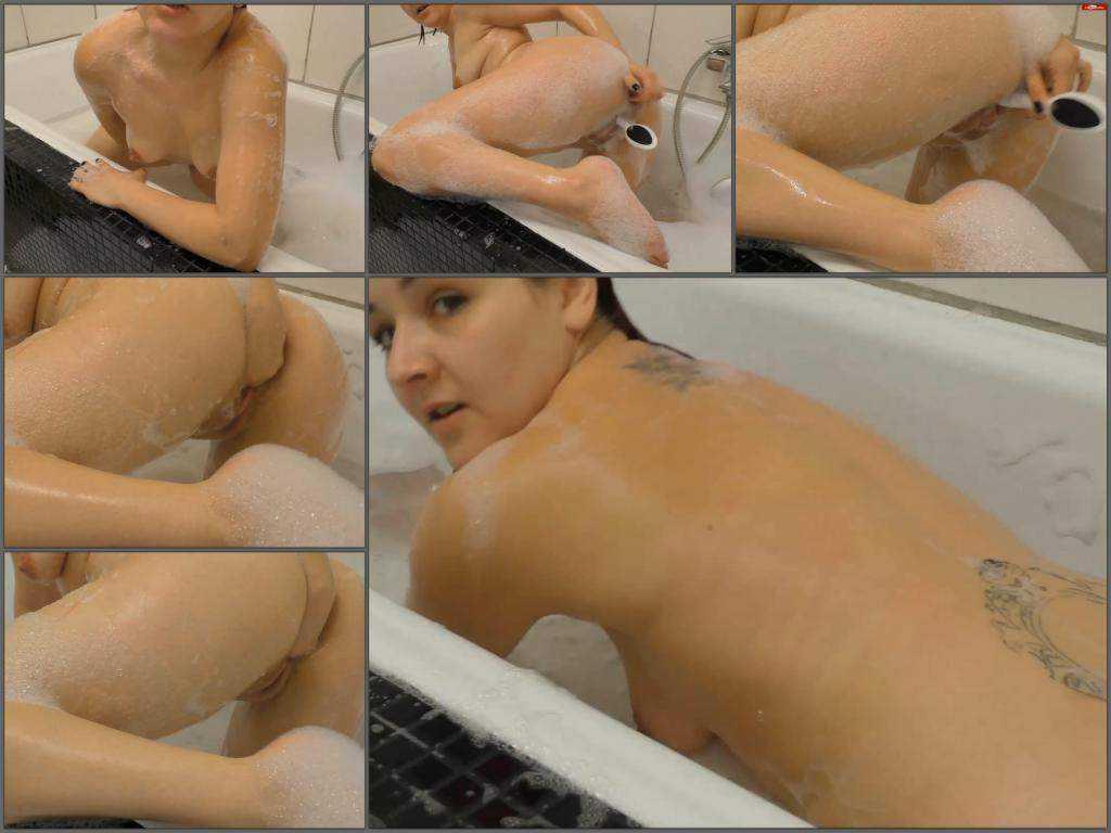 Bretagne Bardot Dirty Anal Prolaps First Scat Video-7640