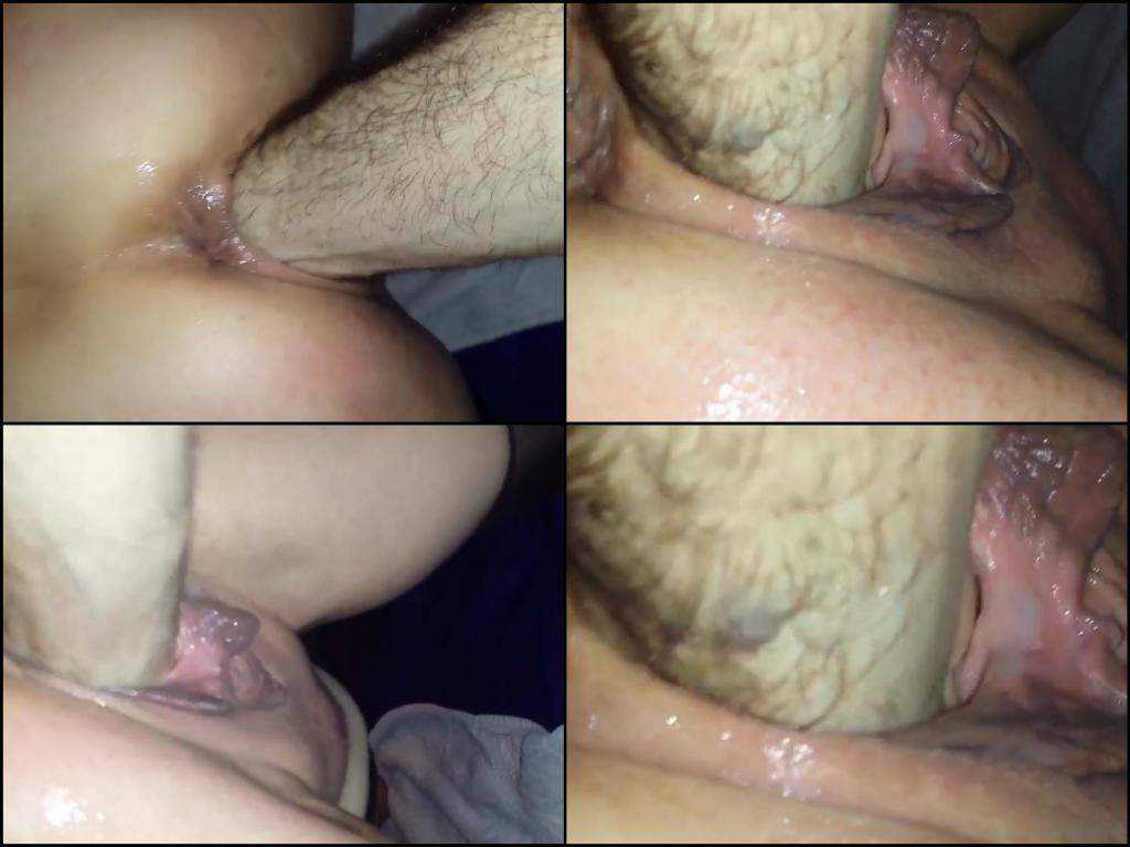 Germany couple sexy closeup fisting pussy homemade