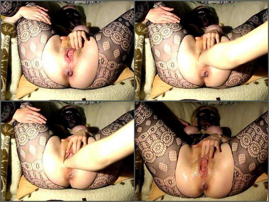 Sexy Webcam Skinny French Girl Pussy Fisting First Time -2787