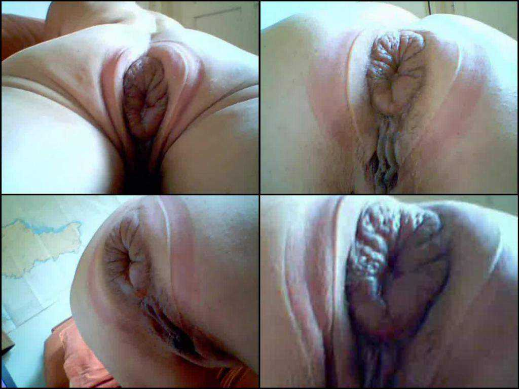 Amateur huge pucker anal after hard anal pumping
