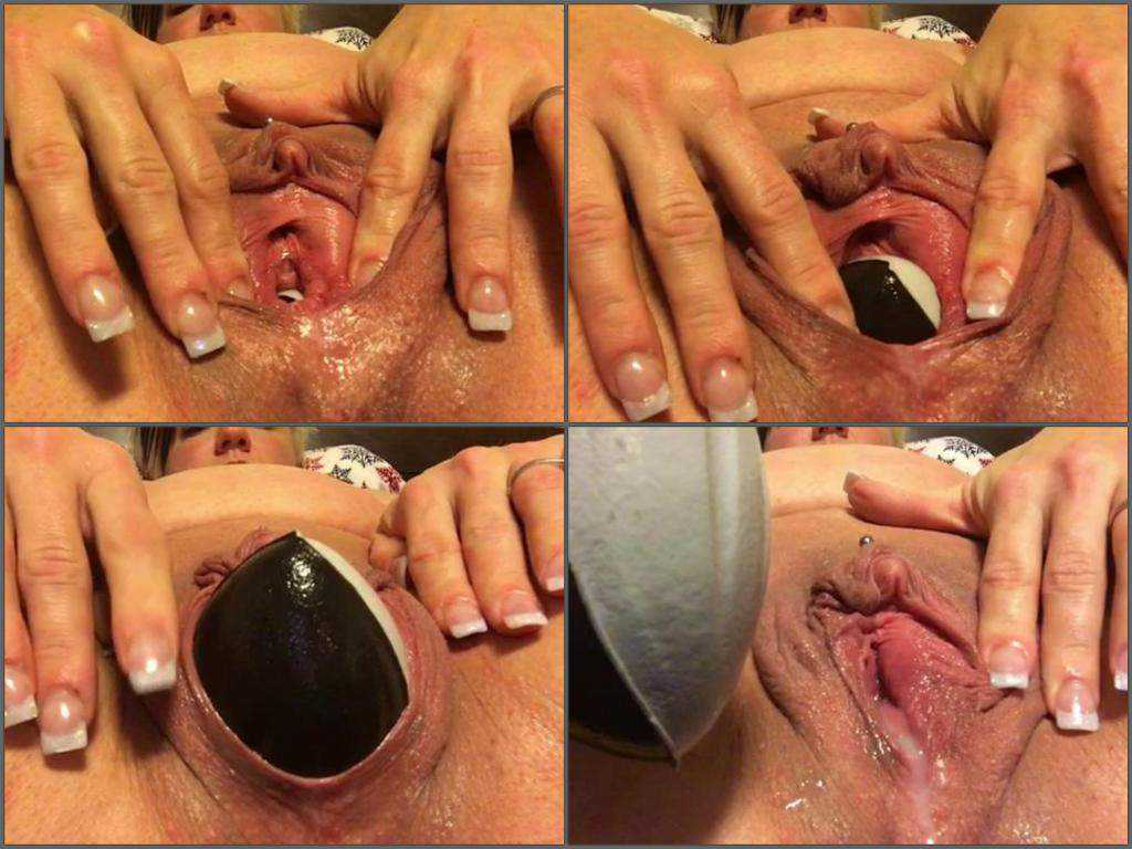 Sexy mature big ball penetration fully in her wet cunt