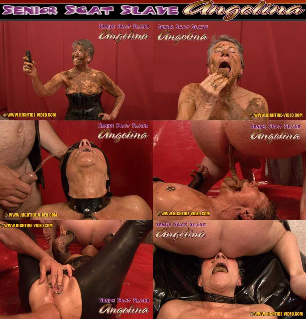 Senior Scat Slave Angelina | 2010 | Hightide-Video