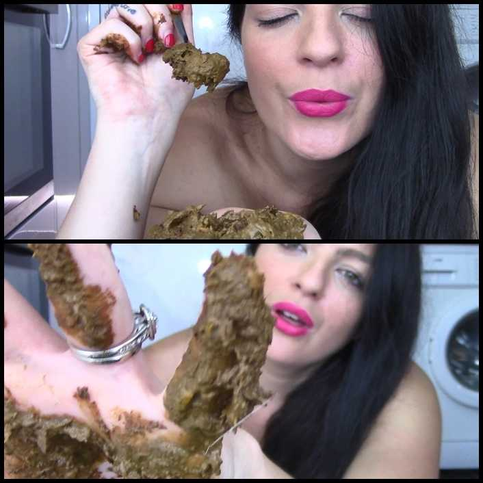 Eat My Shit Then Fuck Your Arse – evamarie88   FULL HD 1080P   Sep 26, 2017