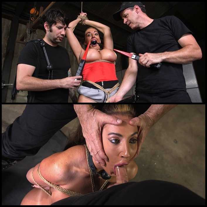 Big Ass-ed MILF Richelle Ryan Trained and Fucked in Rope Bondage   HD 720P   Sep 26, 2017