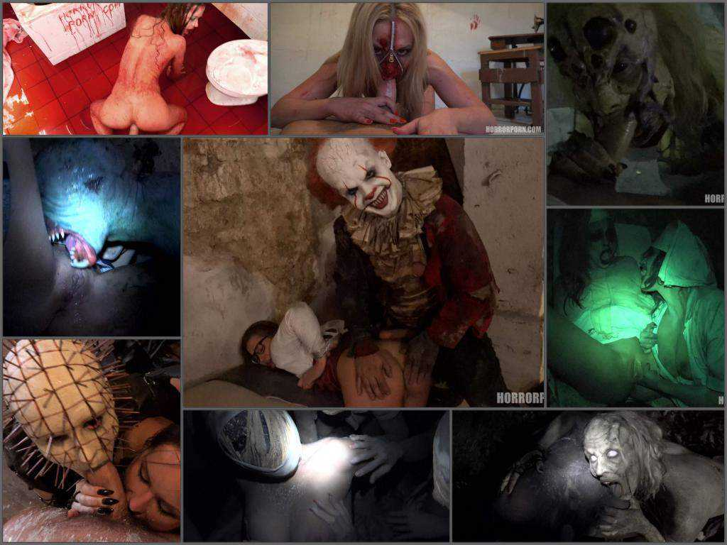 HorrorPorn – Full SiteRip (34 clips – 4k Quality)
