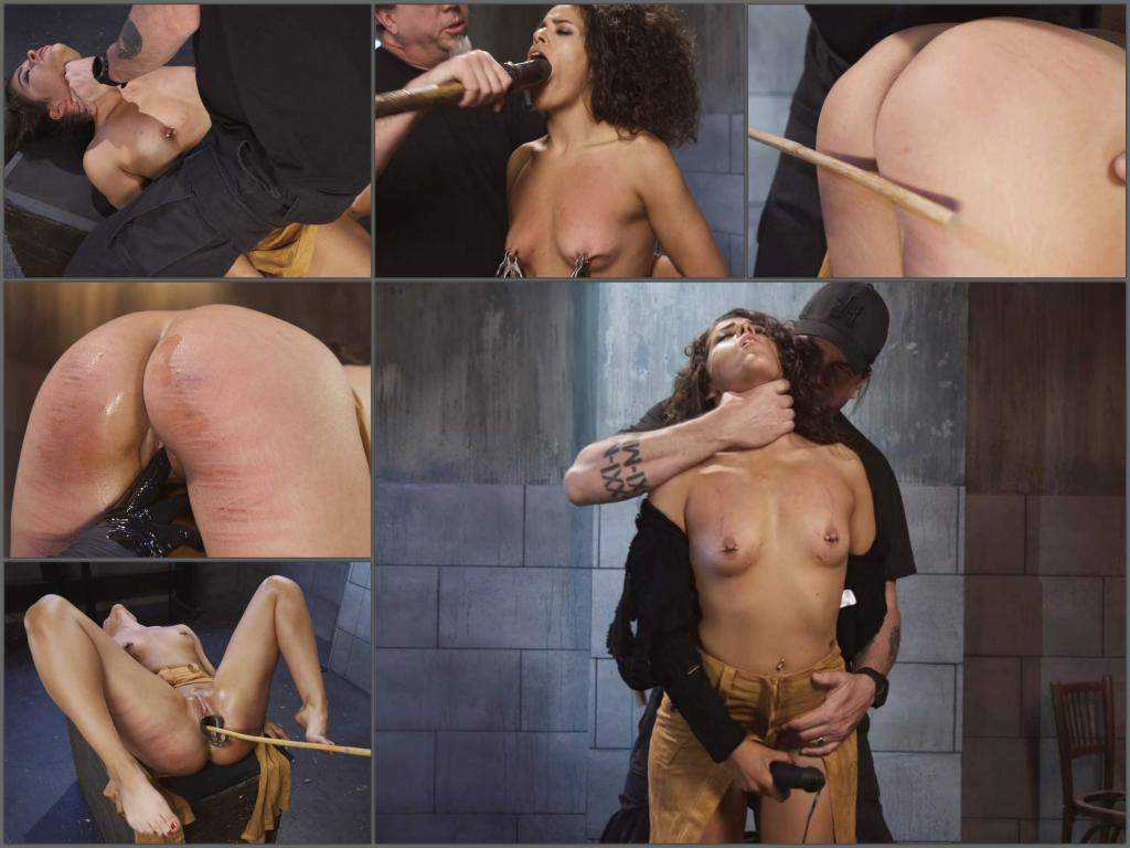 Spanking – Victoria Voxxx speculum vaginal, spanking and hardcore domination from male