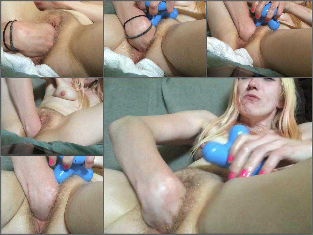 Mature fisting – Ashley Mercy part III : cream fest fisting hairy pussy