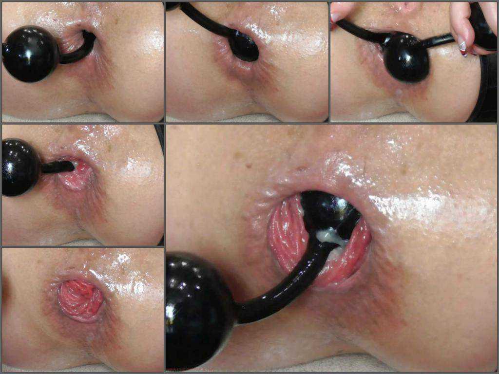 Dildo anal – BIackAngel wanna play with my balls webcam closeup