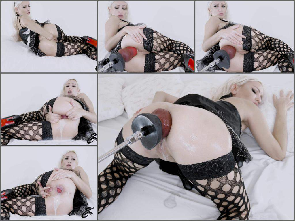 Rosebutt loose – KsuColt anal extreme 7 with fucking machine 4k porn – Premium user Request