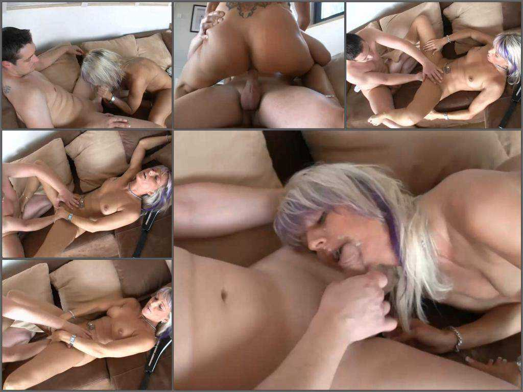 Mature fisting – Hot german MILF nightkiss66 gets fisted from male again