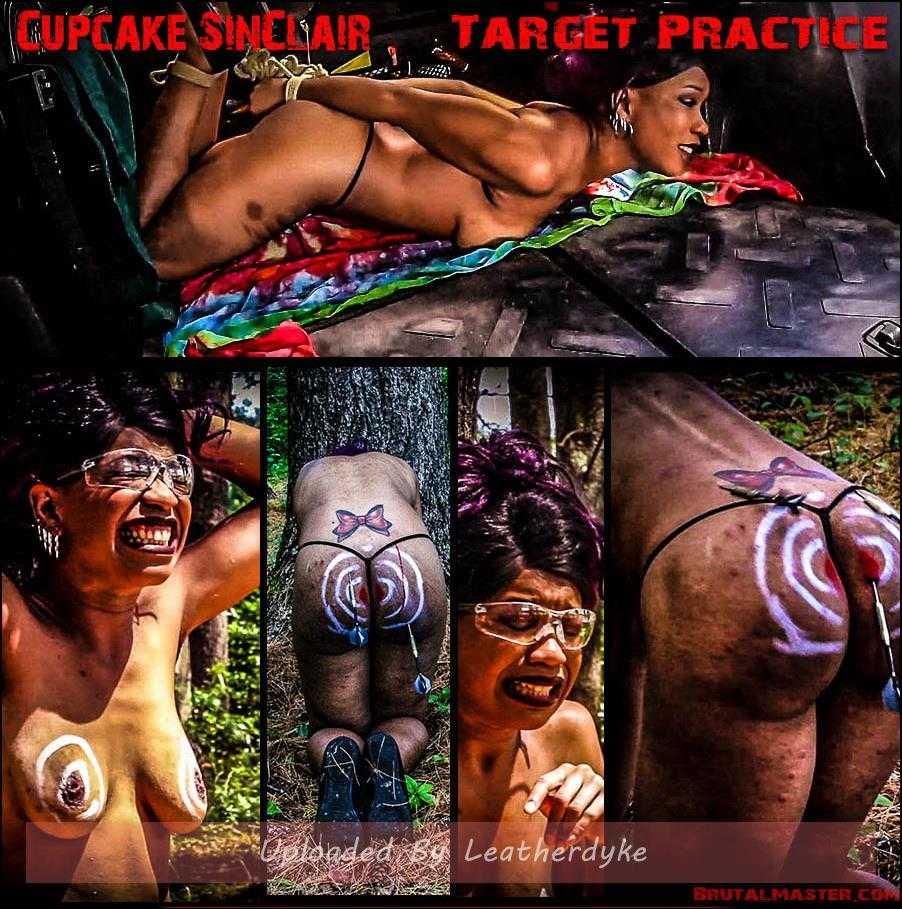 Cupcake SinClair – Target Practice