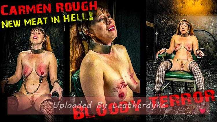 Carmen Rough – Bloody Terror   Full HD 1080p   Apr 10, 2020