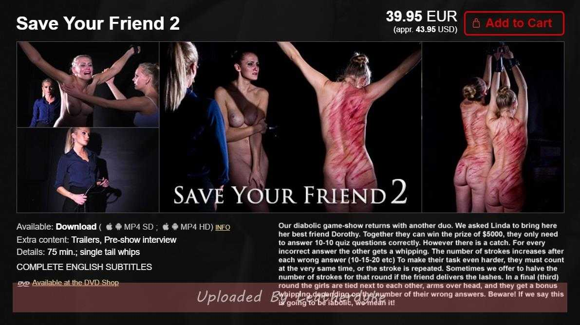 Save Your Friend 2
