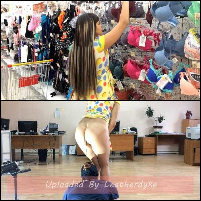 Shit After Shopping with ElenaToilet | Full HD 1080p | Apr 8, 2020