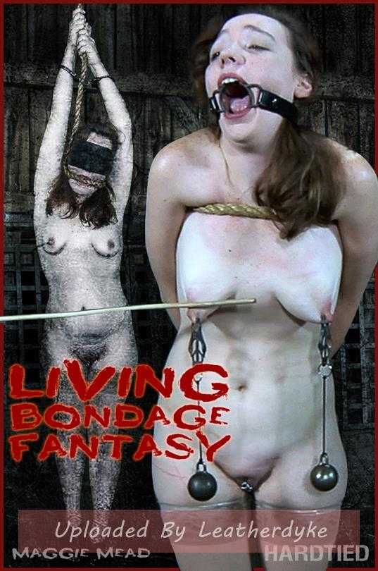 Living Bondage Fantasy with Maggie Mead | HD 720p | April 15, 2020