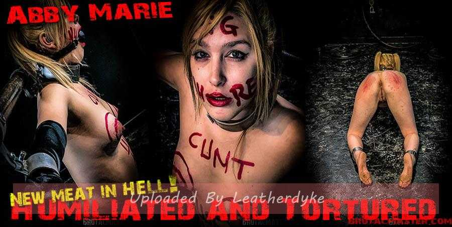 Abby Marie Humiliated and Tortured | Full HD 1080p | May 10, 2020