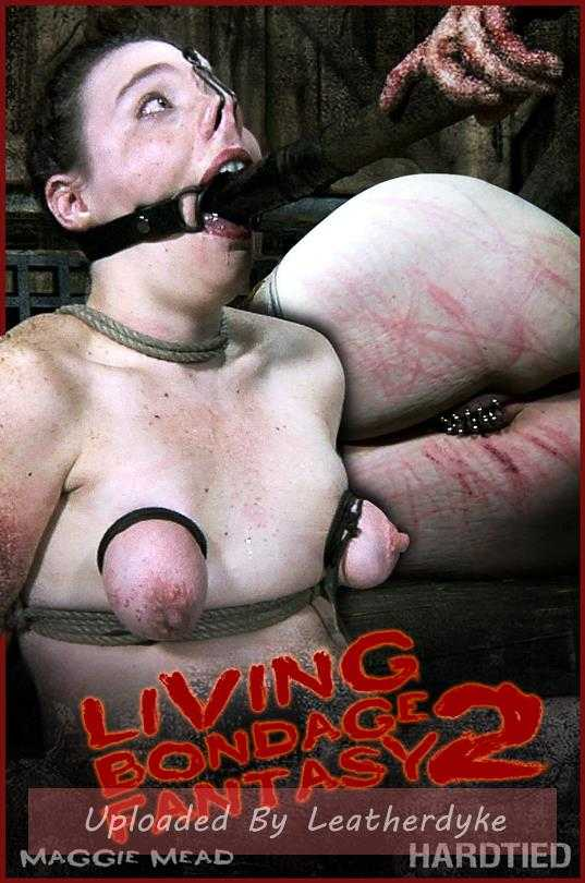Living Bondage Fantasy 2 with Maggie Mead | HD 720p | April 29, 2020
