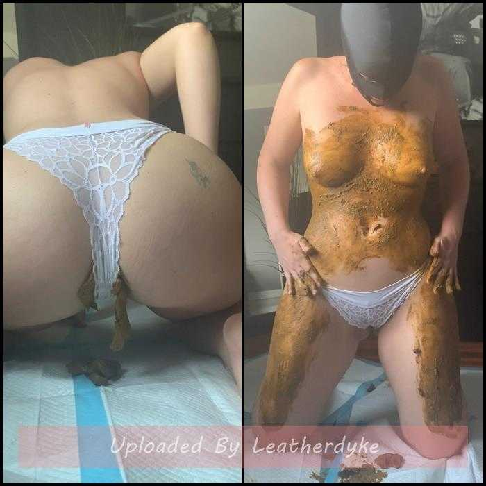 This panty poop turned real messy with Natalielynne699 | Full HD 1080p | June 20, 2020