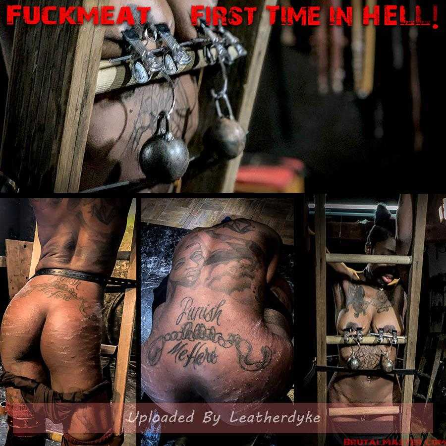 Fuckmeat's First Time in HELL! (Release date: Apr 20, 2020)