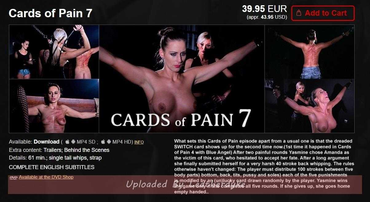Cards of Pain 7 | HD 720p |  Aug 16, 2020