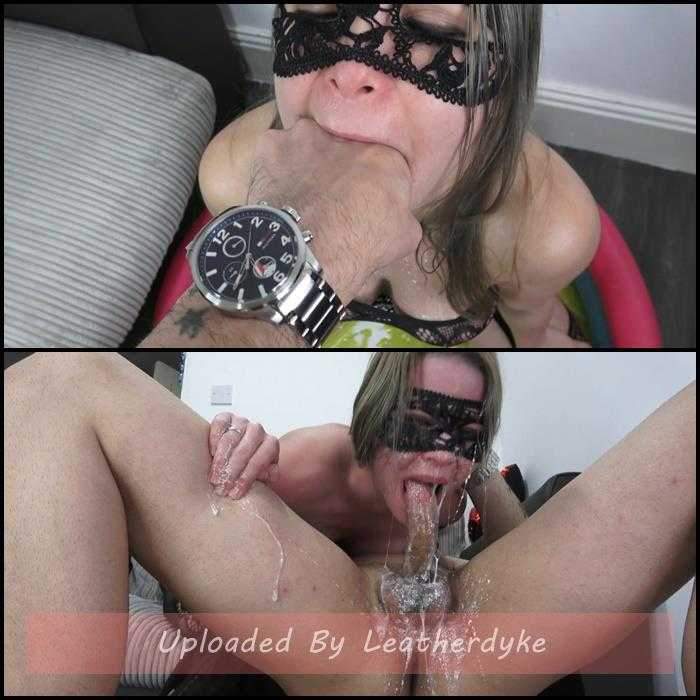 Mya Quinn – Pool of Puke – Amateur extreme puking throat fucking – full version