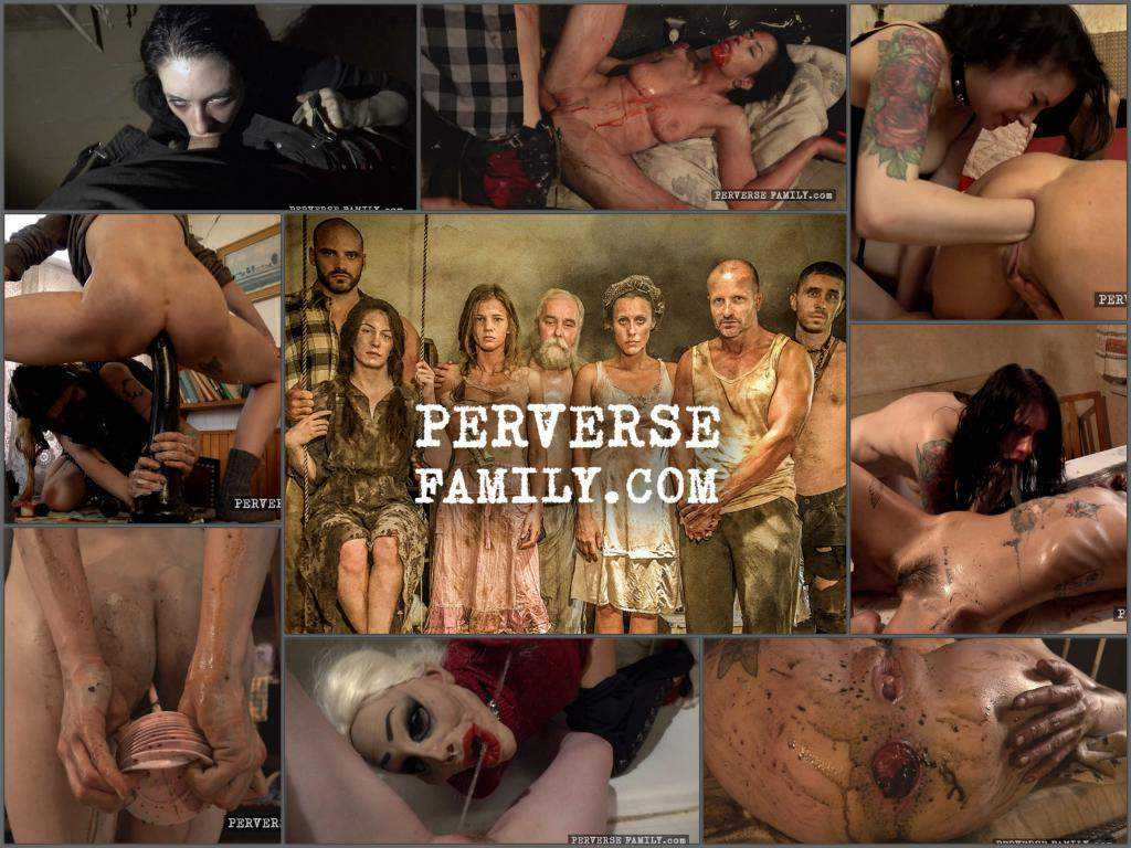 PerverseFamily – Full SiteRip (35 clips) + add two last clips
