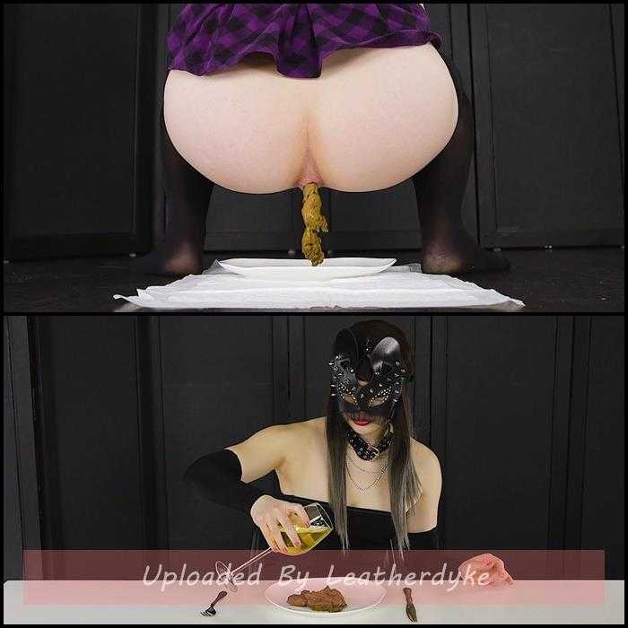 Scat Pee Spitting – Dinner for You with HouseofEra | Full HD 1080p | May 08, 2021