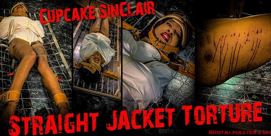 Cupcake SinClair – Straight Jacket Torture | Full HD 1080p | Oct 20, 2019