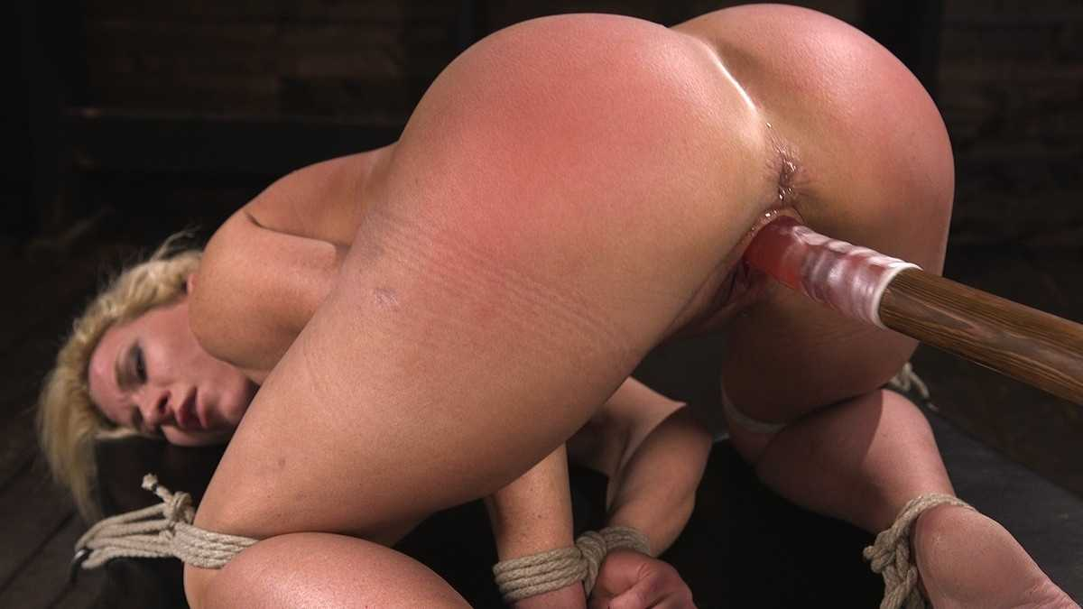Ariel X is Tormented in Brutal Bondage and Double Penetrated | Full HD 1080p | Jul 6, 2017