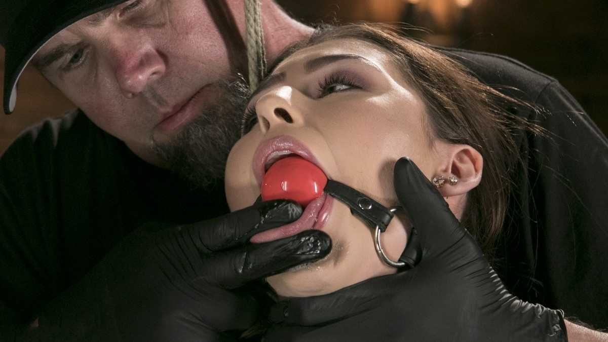 All Natural Bondage Slut Endures Torment and Suffering with Squirting Orgasms | HD 720p | Jul 20, 2017