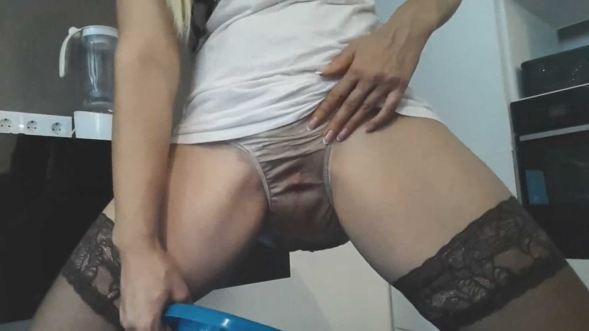 Goddess Sits Panty Shit - panthergodess | FULL HD 1080P | Sep 19, 2017