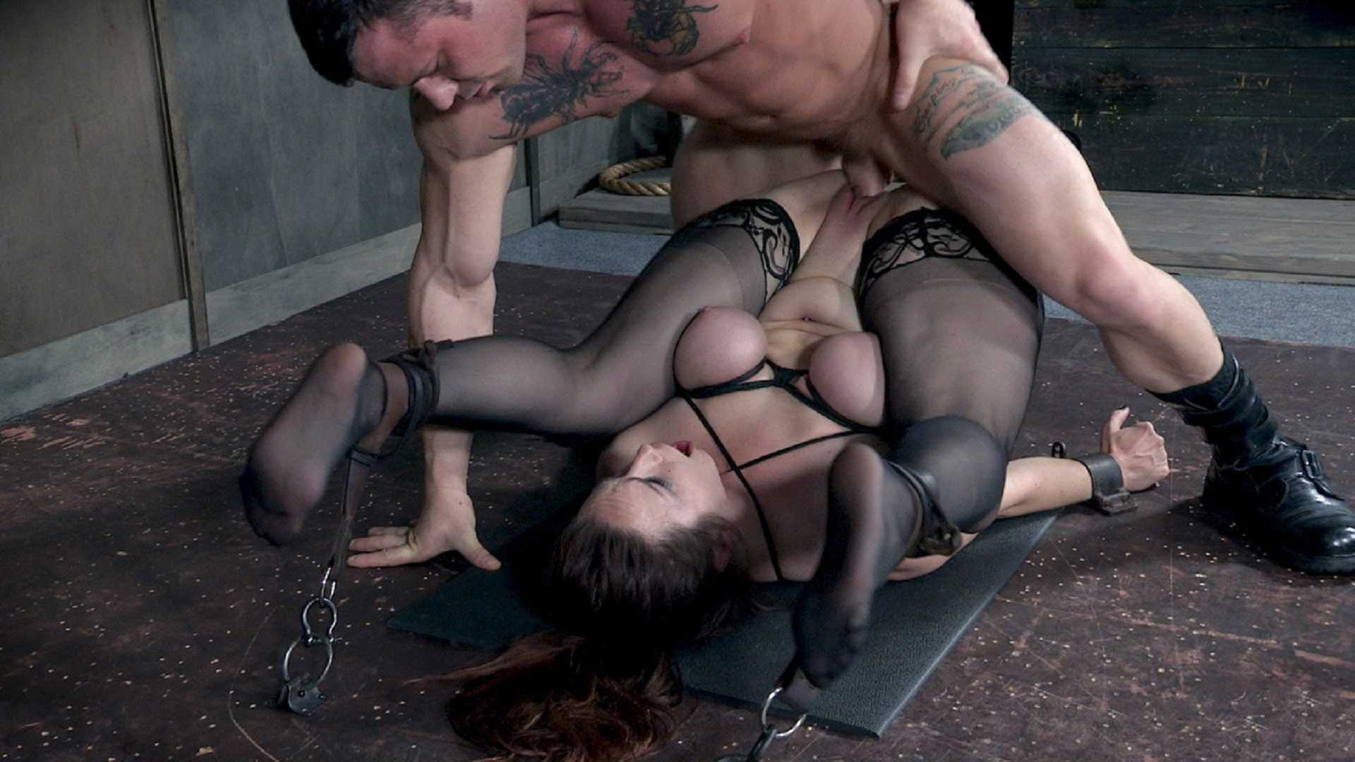 Bella Rossi BaRS Part 3: The Pile Driver! No other position makes a girl feel like a complete slut | Bella Rossi | Sergeant Miles  | HD 720p | April 15, 2017