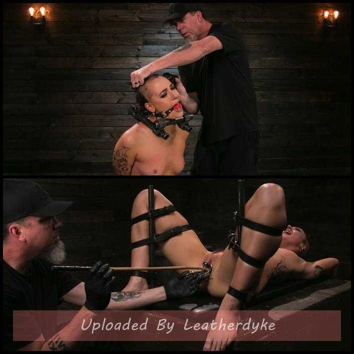 Sex Slave Lilith Luxe Humiliated with Head Shaving and Coerced Orgasms | HD 720P | December 14, 2017