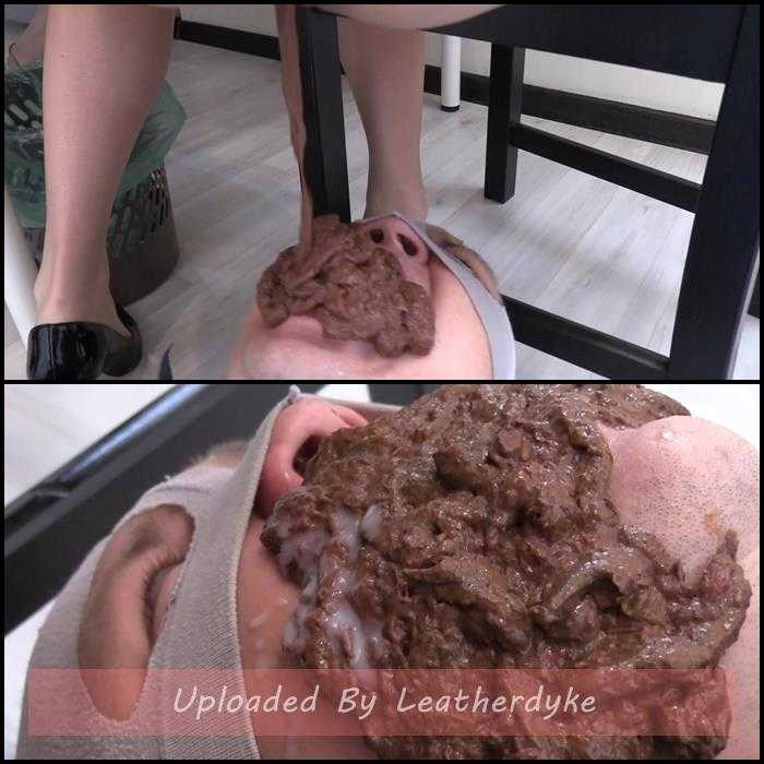 Tea and Chocolate for the toilet slave with MilanaSmelly | Full HD 1080p | Mar 24, 2019