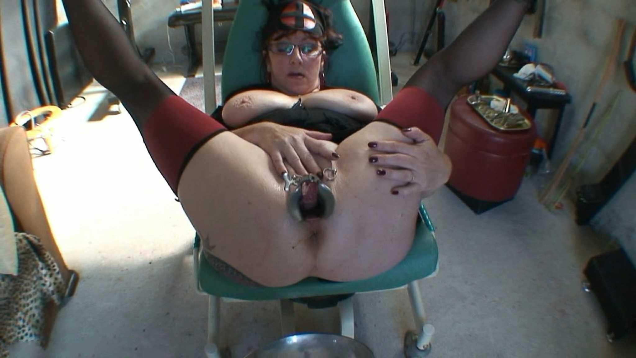 Extreme Scat Nurse Part 1  Chienne Mary French Scat Slut -7929