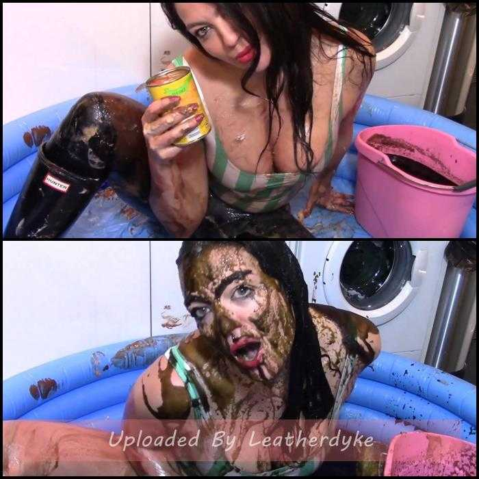 Food Wam Scat Wam with evamarie88 | Full HD 1080p | April 15, 2019