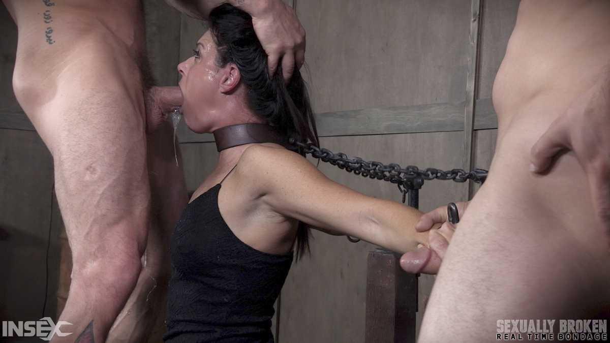 Fuck brutal bondage