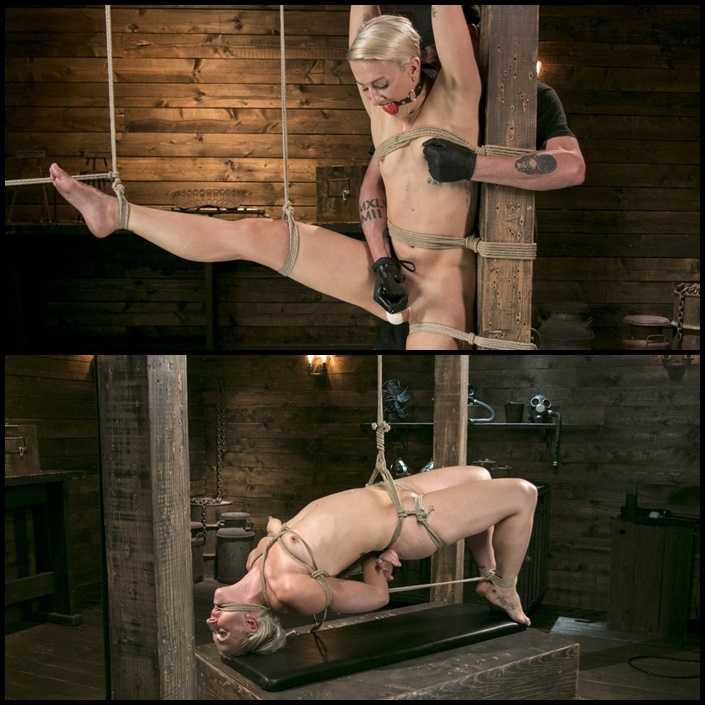 Blonde Goddess is Destroyed in Devastating Predicament Bondage | HD 720p | August 3, 2017