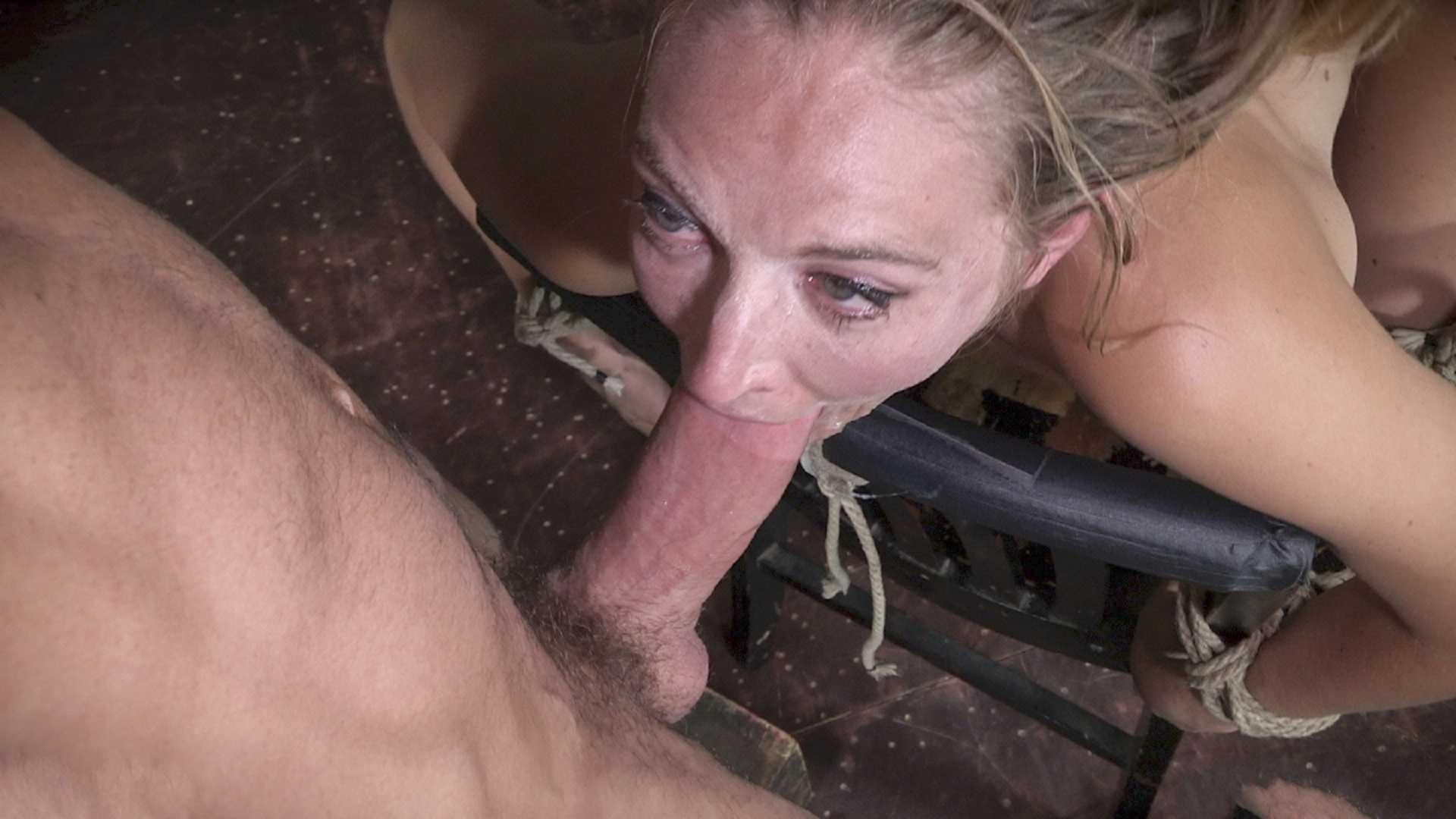 Mona Wales BaRS Part 2: Chair bound and brutally double fucked, Squirting screaming deepthroat | HD 720p | May 8, 2017