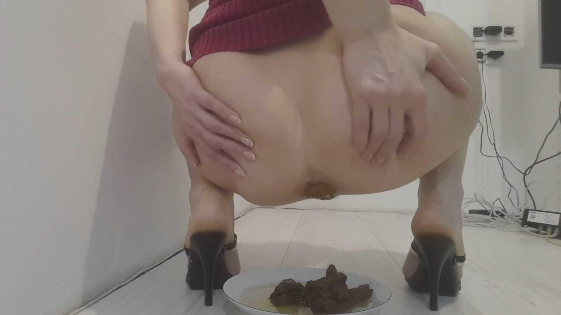 Fucks dsi video girl pooping