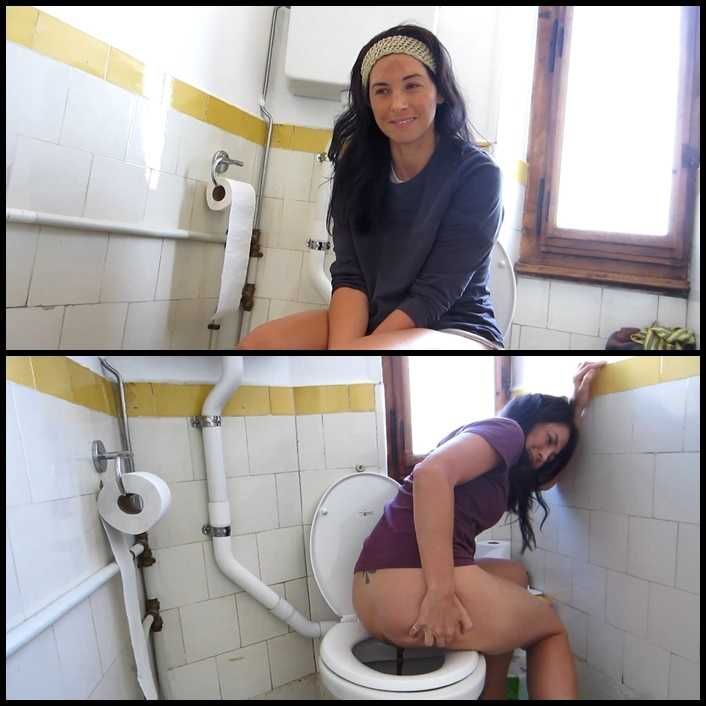 POV Pooping in Toilet | FULL HD 1080P | Sep 4, 2017